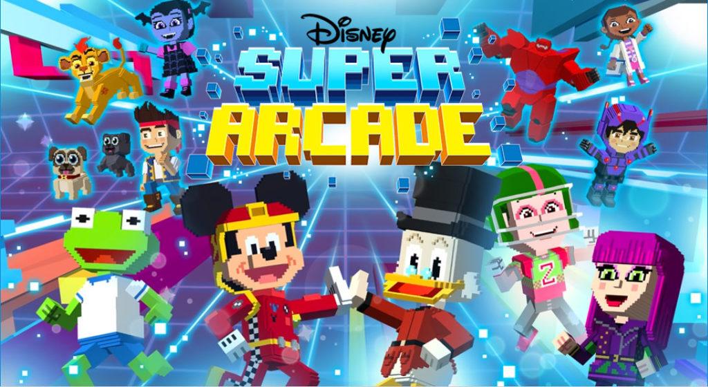 Disney Jr. Summer Arcade