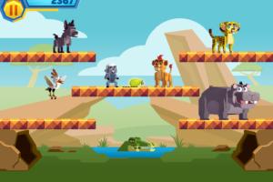 disneyjrarcade_lionguard_gameplay