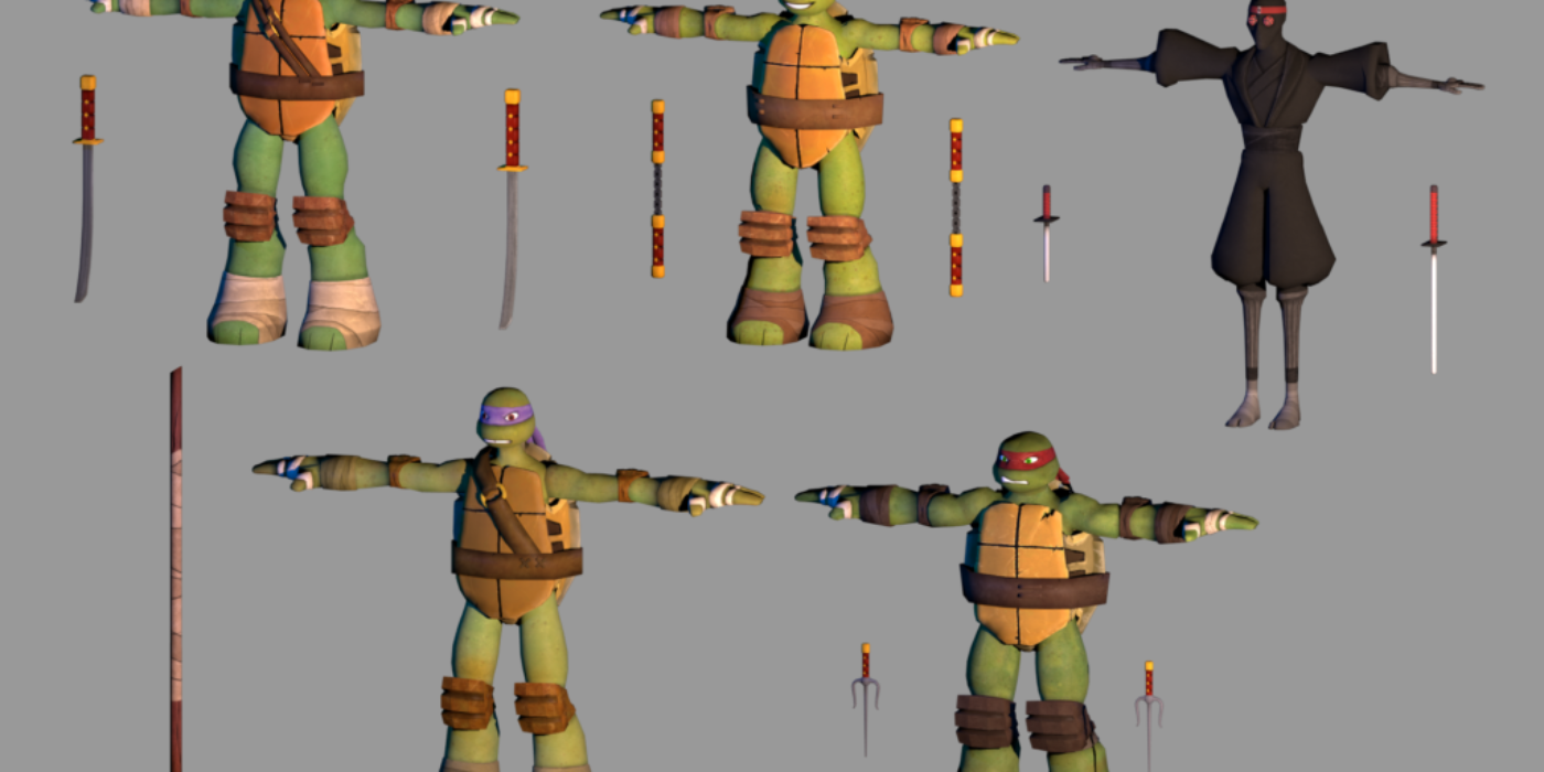 turtles_t_poses